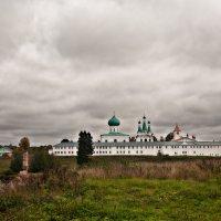 Александро-Свирский мужской монастырь. :: Николай Тренин