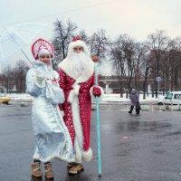 Вот так встреча :: Олег Лукьянов