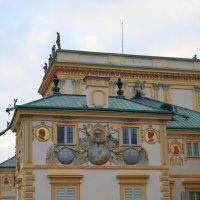 Декор стены дворца. :: Gennadiy Karasev