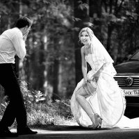 Wedding. Emotional moment :: Pavel Skvortsov