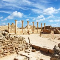 Кипр.Пафос.Античные развалины города. :: Татьяна Калинкина