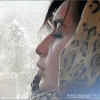 БЕЗМЯТЕЖНОСТЬ,  ИЛИ  НЕЗНАКОМКА  В  АВТОБУСЕ :: Валерий Викторович РОГАНОВ-АРЫССКИЙ