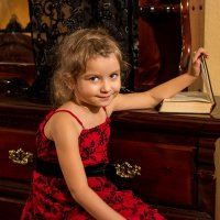 Портрет девочки :: Victoria Ditkovsky