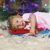 Новогодняя снежинка :: Татьяна Курамшина