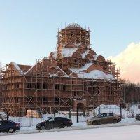 Церковь Александра Невского при МГИМО :: Александр Качалин