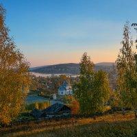 Осенний этюд 2 :: vladimir