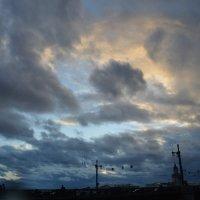 Небо над Невой :: Екатерина Харитонова