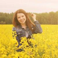 Летний портрет :: Полина Юрина