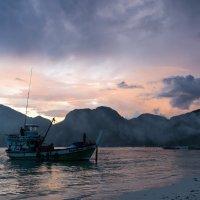 Тайланд. Остров Пи-Пи :: igor1979 R