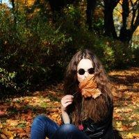 Осень :: Лиза Коркунова