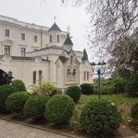Ливадийский дворец. :: Юрий Шувалов
