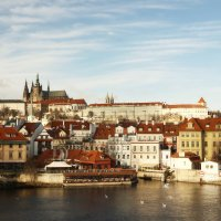 Злата Прага :: Larisa Ulanova