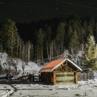 Одинокий сарай :: юрий Амосов