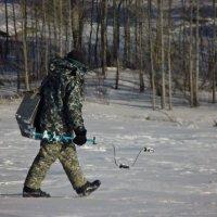 Клёв окончен,можно и домой идти) :: Наталья Бридигина