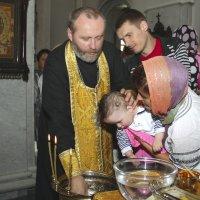 Крещение :: Дмитрий Сахончик