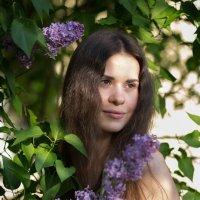 Ирина в сирени :: Irina Rudakova