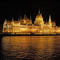 Резиденция парламента Венгрии :: Irina -
