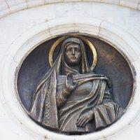 Образ Св. Анны Пророчицы (автор воссоздания М.А. Нагин) :: Galina Leskova