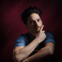 Портрет мужчины :: Михаил Давыдов