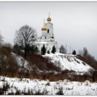 Храм на горе :: Павел Галактионов