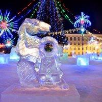 Медведь и дети :: Viktor Pjankov