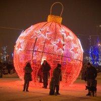 новогоднее настроение :: Александр Абакумов