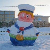 Морячок. :: Алексей Рыбаков