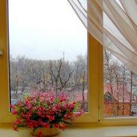 А за окном ... :: Лара ***