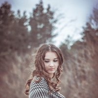 зимний лес :: Виктория Власова