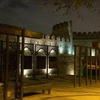 Старый город ночью (Баку) :: Елена Жукова