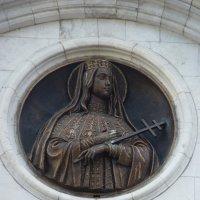 Образ Св.царицы Александры (авторы воссоздания Н.К. Салыго и Н.Н. Опиок); :: Galina Leskova