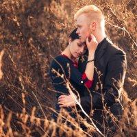 Настя и Никита :: Дмитрий Бутвиловский