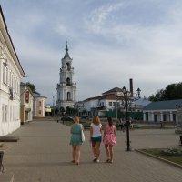 Старинный городок :: Святец Вячеслав