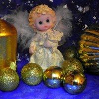 Рождественский ангел. :: nadyasilyuk Вознюк