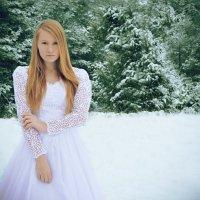 Новогодняя сказка :: Виктория Олейник