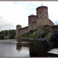 Крепость Олавинлинна :: Вера