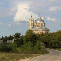 Церковь Троицы Живоначальной в Гусе-Железном :: Михаил Юрьевич