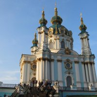 Собор. Киев :: Яна Чепик