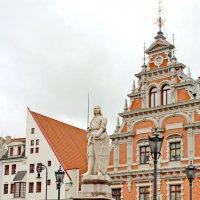 Памятник Роланду :: Олег Попков