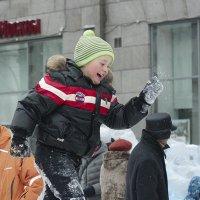 Зима радость :: Ирина Татьяничева