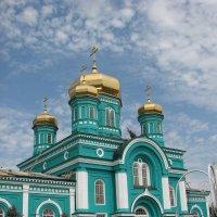церковь Рождества Богородицы в с.Ровеньки Белгородской области :: Дмитрий Стрельников