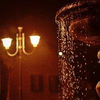 Ночные прогулки по старым улицам Италии :: Natalia Kalyva