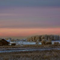 Зима - на мороз! :: Юрий