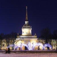 Новогодний Петербург :: Вера Моисеева