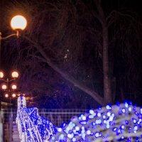 Новогодние волны... :: Алексей Бортновский