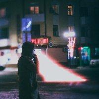 Ночные огни :: Максим Остапенко