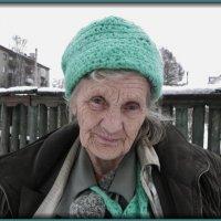 Баба Нина из Шарьи (городок под Костромой) :: Святец Вячеслав