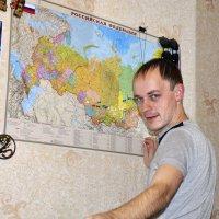 И где мы, друг, еще не были? :: Антон Бояркеев