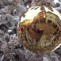 Счастья в Новом Году! :: Olga