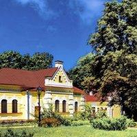 Дом-музей Генерального судьи Василия Кочубея  (1690-1975 гг.) :: алекс дичанский